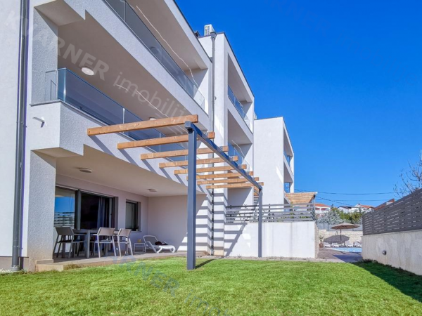 The island of Krk - New beautiful apartment with garden and pool!