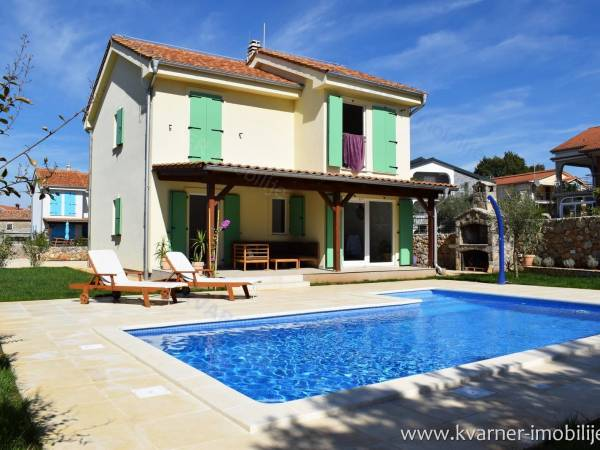 ONLY IN OUR OFFER !! New house with pool in quiet location!!