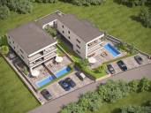 Malinska-luxury apartment with garden, 1st row to the sea | Kvarner imobilije