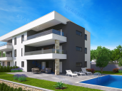 Malinska - luxury apartment in a top location 200 m from the sea!